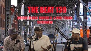 Will Traxx , Boogie Black & Brucie B bringing good hip hop back