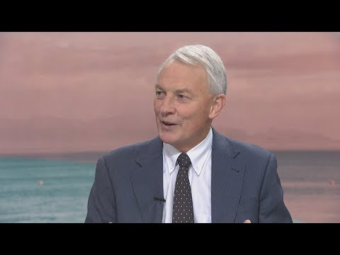 Auckland Mayor Phil Goff launches bid for second term with a rates increase of 3.5%
