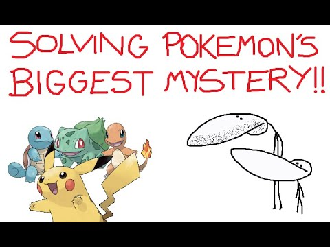 Download Game Theory: SOLVING POKEMON'S BIGGEST MYSTERY - Where They *Really* Come From...