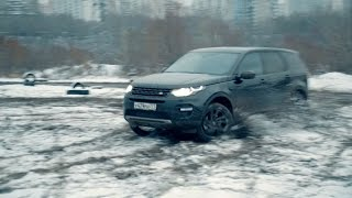 Land Rover Discovery Sport Тест-Драйв.Anton Avtoman.