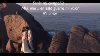 Carlos Rivera - Serás (letra)