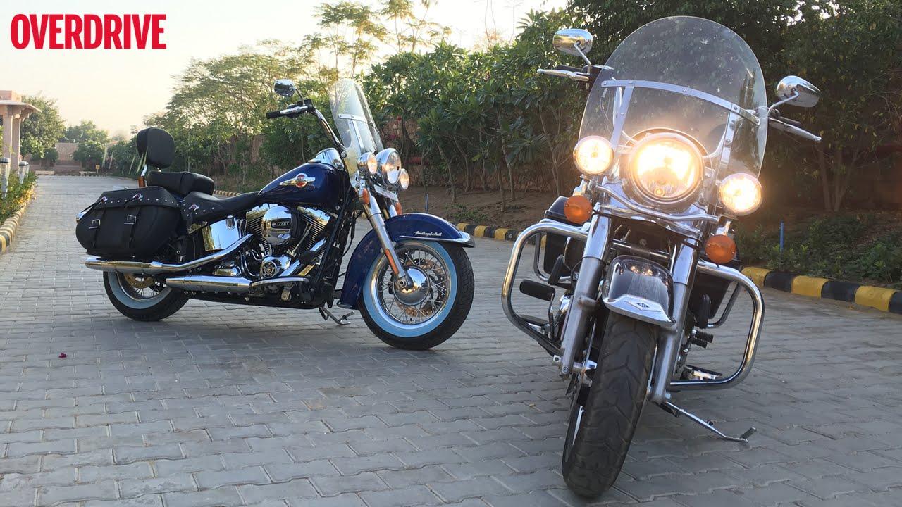 Harley Davidson Heritage Softail Review