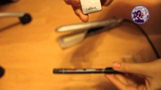 Lidschatten depotten und Palette basteln Thumbnail