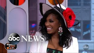 Porsha Williams Talks NeNe Leakes, Hot Dogs And Atlanta