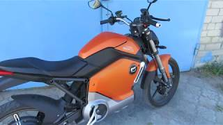 SUPER SOCO  электрический мотоцикл  ТS 1200R