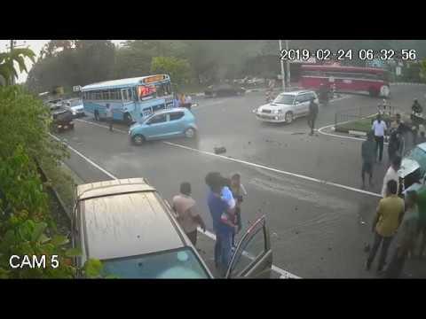 (Cctv camera record) (danger accidents )