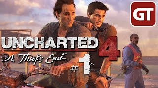 Thumbnail für das Uncharted 4: A Thief's End Let's Play
