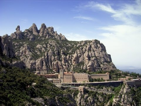 My Journey to Montserrat