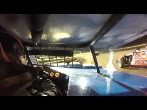 Travis Hatcher 13h Go-Pro I-80 Speedway Corn Husker Classic 10-9-2015 Amod Feature