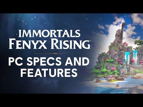 Immortals Fenyx Rising PC Features & Specs - NGON