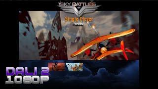 Sky Battles PC Gameplay FullHD 1080p