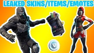 *NEW* LEAKED ROAD TRIP SKIN! ALL STORE SKINS/GLIDERS/EMOTES LEAKED! FORTNITE BATTLE ROYALE