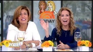 A Special Toast to Kathie Lee Gifford | Celebrity Page