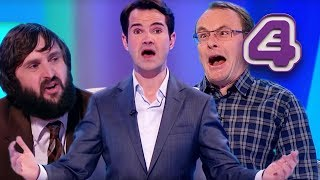 """I Can't Stand It!!"" Sean Lock OFFENDS Jimmy Carr 