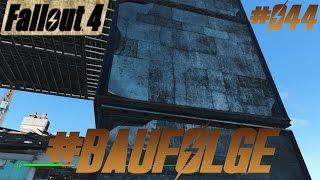 FALLOUT 4 | Wir bauen ein Tor! #044 BAUFOLGE [Deutsch/HD]