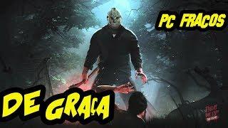 Como baixar e instalar Friday the 13th The Game (PC FRACO)
