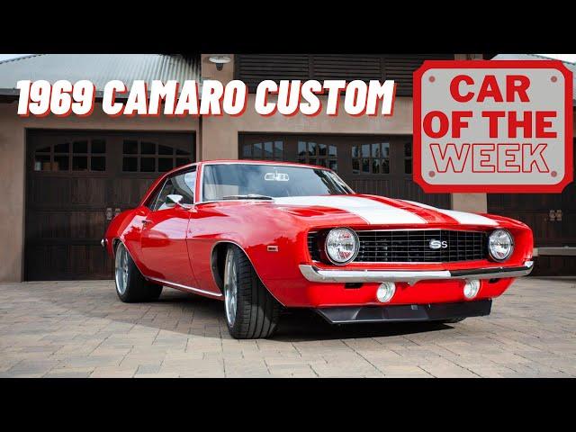 Car of the Week #3: 1969 Pro Touring 69 Camaro