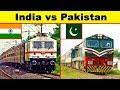 Indian Railways vs Pakistan Railways (2018 Edition)
