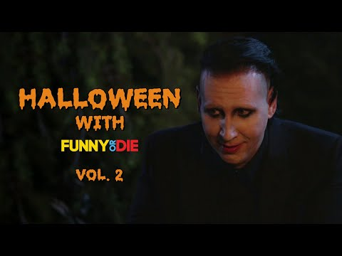 Funny Or Die's Halloween Anthology with Marilyn Manson