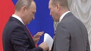 Путин о деле Серебренникова: