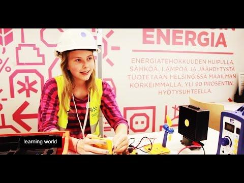 "Finnish ""Me & MyCity"" project teaches kids entrepreneurship (Learning World: S5E05, part 2/3)"