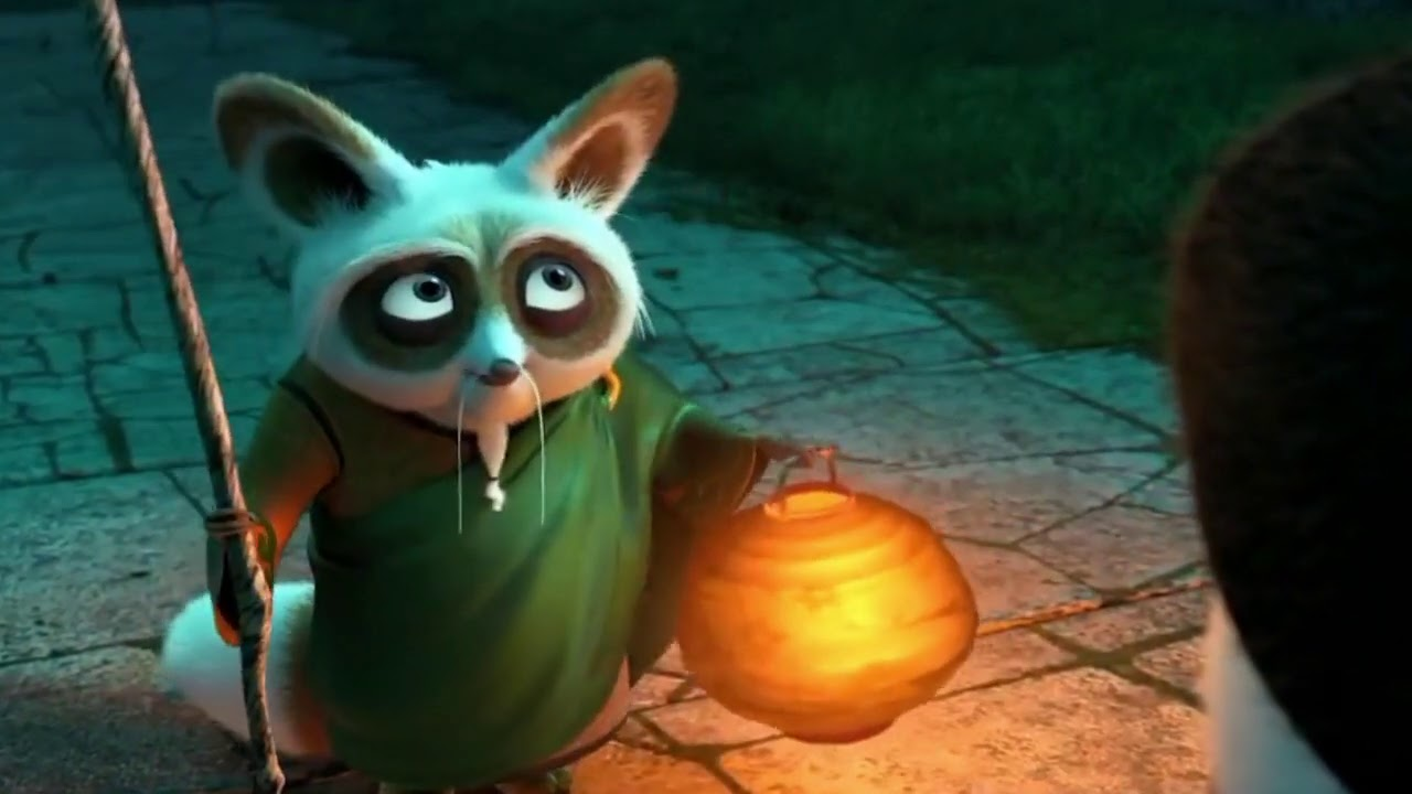 """Master Shifu """"If You Only Do What You Can Do You Will Never Be More Than You Are Now"""" - YouTube"""