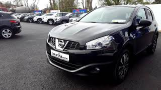 2011 Nissan QASHQAI QASHQAI 1.5 N-TEC DCI 5DR FULLY LOADED WITH EXTRASFINA...