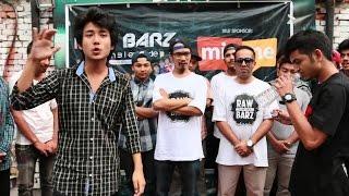 Nasto VS Onie - Raw Barz | Rap Battle 2014