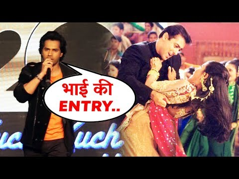 Varun Dhawan ने Mega-star Salman Khan की तारीफ़ | 20 Years Of Kuch Kuch Hota Hai