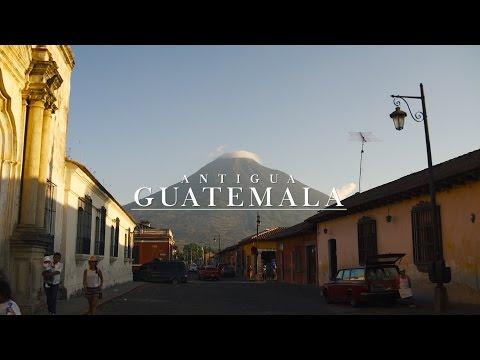 8 days in Antigua Guatemala | Sony A7s II