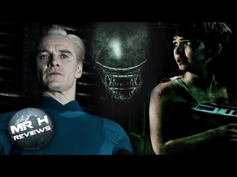 Alien Covenant Ending  Explained