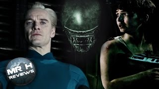 Alien Covenant Ending - Explained