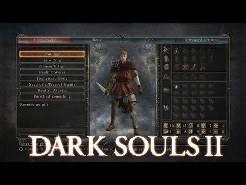 Starting Gift Guide - Dark Souls II - YouTube