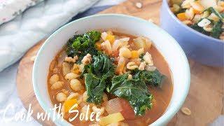 Italian Pasta Soup   意式湯通粉  Lunch Ideas   午餐食譜
