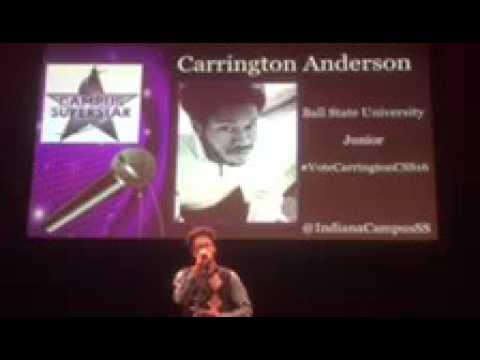 Carrington- CSS Semifinals 2016
