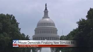 House Democrats Finalizing New Stimulus Bill