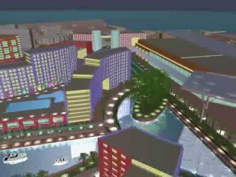 Pristine Places Animation: Puerto Rico Convention Center District