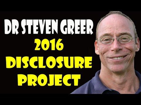 Dr Steven Greer 2016 Disclosure Project / Genre UFO & Aliens