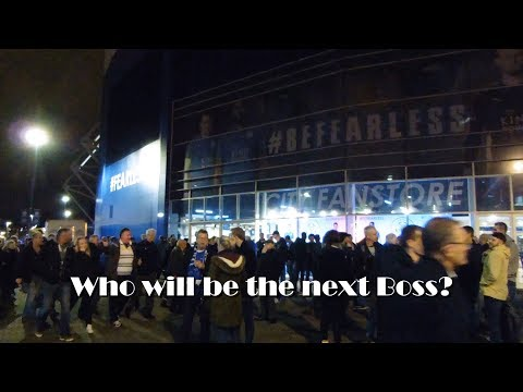 Who's the next Leicester City Boss ? Claude Puel.  Foxes Vlog #61