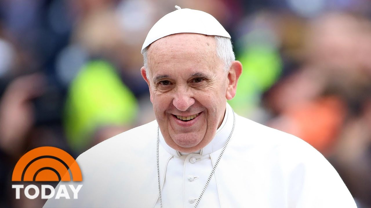 Pope Francis endorses same-sex civil unions in new documentary ...