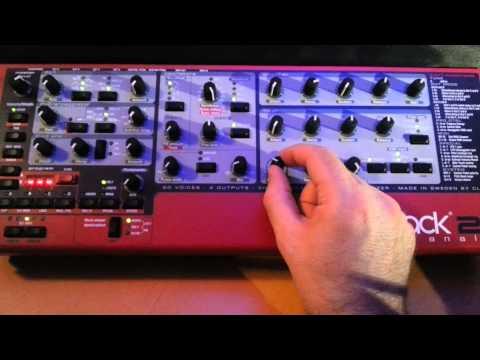 [Tuto] #20 Nord Lead 2X : Fender Rhodes MkI