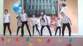 Офигенный танец♥♥♥6 класс
