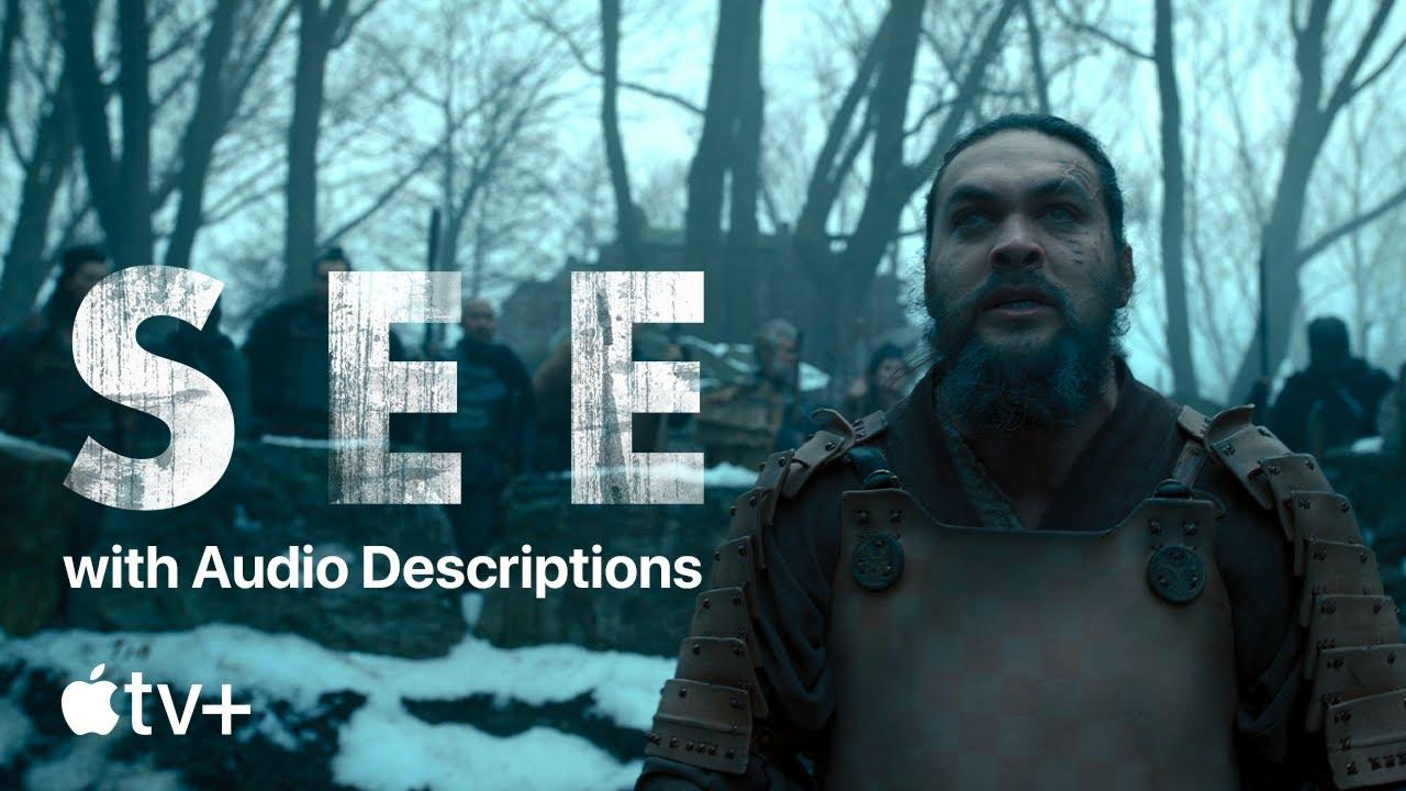 SEE — Season 2 Official Trailer (with Audio Descriptions) | Apple TV+