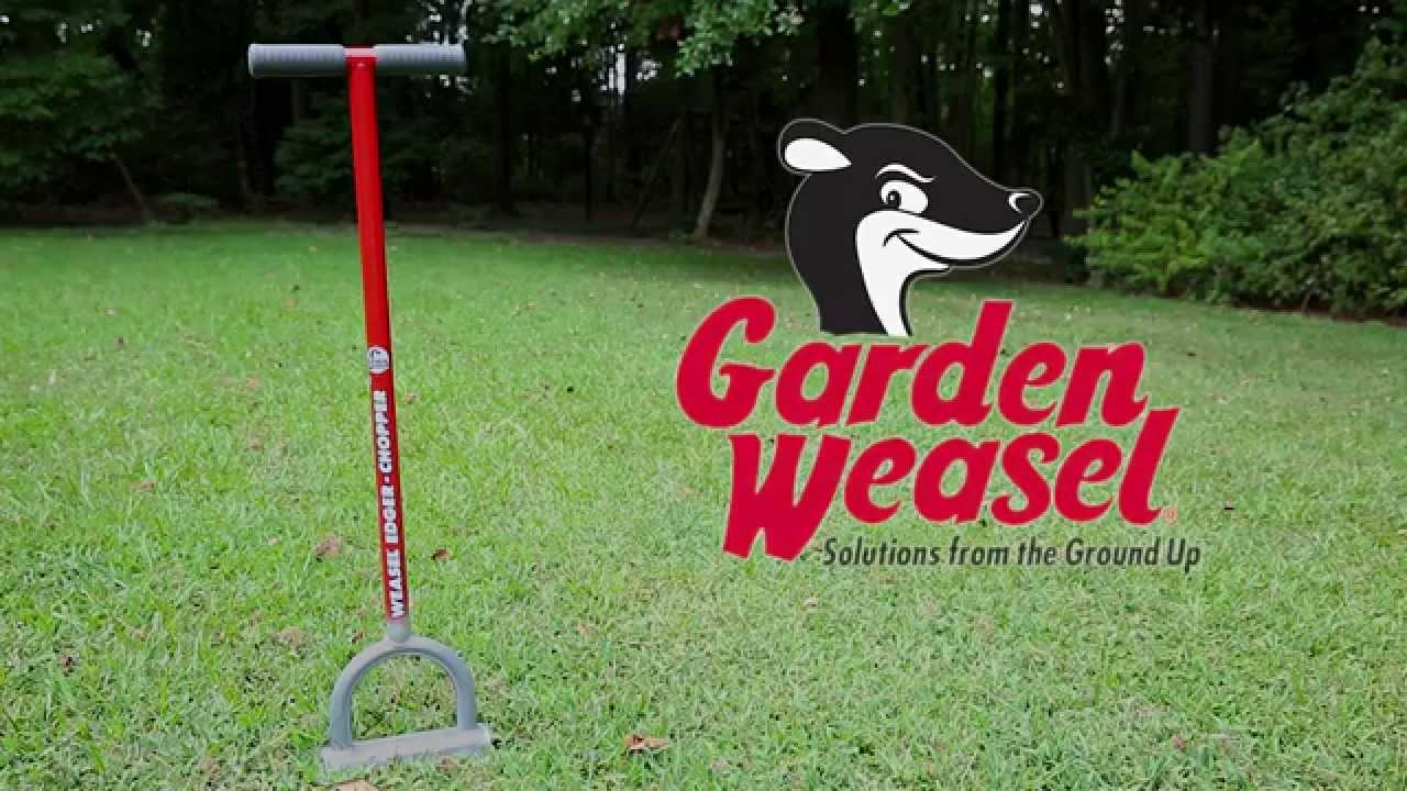 Garden Weasel Edger Chopper