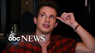 How rising star Charlie Puth composed