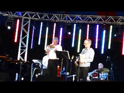 Ken McCarthy Quintet at Ealing Jazz Festival Sunday 28 July 2013