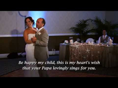 Lauretta with English Subtitles, Father-Daughter Dance