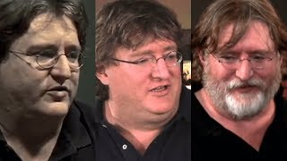 Gabe Newell on Half-Life 3 for a decade