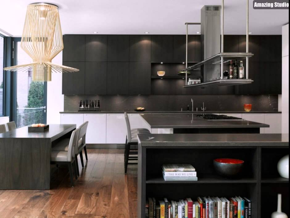 Modern Kitchen Design Toronto Residence Belzberg Architects