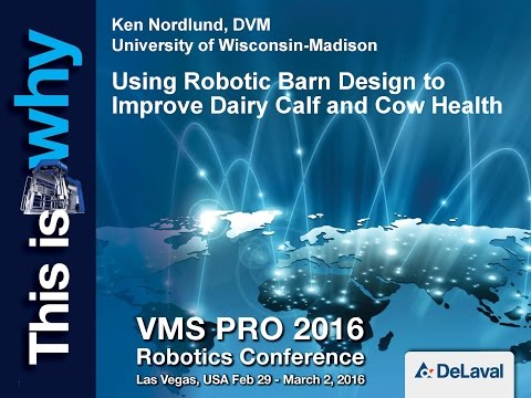 Barn Design: Interaction of robotic housing systems and health – Robotics conference